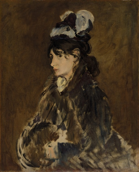 Morisot by Manet for Julie Reeser's story prompts