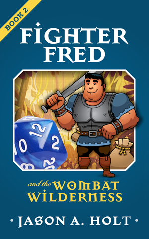 Fighter Fred and the Wombat Wild